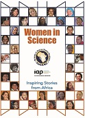 Cover Women in Science Inspiring Stories from Africa 2